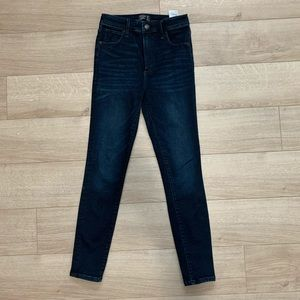 Abercrombie high rise jeans 26s
